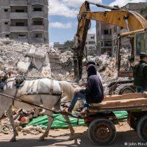 Gaza comienza a volver a la normalidad tras cese al fuego