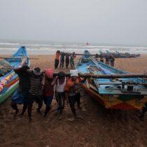 India realiza evacuaciones masivas por llegada del potente ciclón Yaas