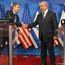 Jefe de la diplomacia estadounidense visita Israel y Cisjordania para intentar mantener el alto el fuego