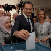 Bashar al Asad es reelegido presidente de Siria con el 95% de los votos