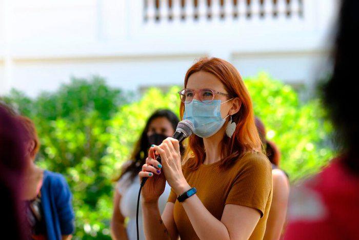Alcaldesa electa de Ñuñoa, Emilia Ríos, por gestión de RN en la comuna: