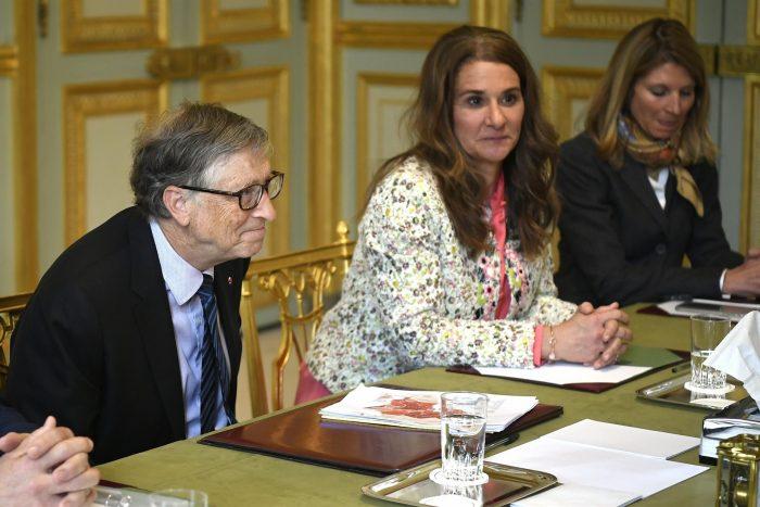 Bill y Melinda Gates se divorcian tras 27 años de matrimonio