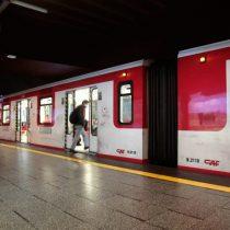 Interrupciones en servicio de las Líneas 4 y 5 del Metro por caídas de personas a las vías