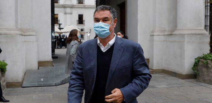 Ossandón quiebra la unidad y pacto único de Chile Vamos con apoyo a Orrego para gobernador de la RM