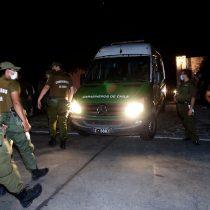 Recoleta: 27 personas detenidas tras fiesta clandestina