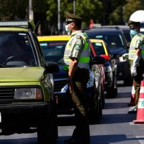 Carabineros por fin de semana largo: 128 mil vehículos salieron de la RM, 113 mil ya regresaron y más de 2 mil fueron retornados