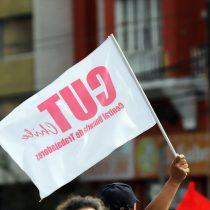 Salario mínimo: timonel de lista PS que ganó dirigencia CUT llama a parlamentarios a