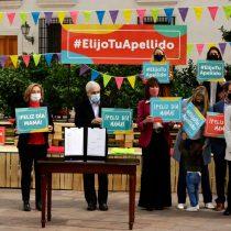 #ElijoTuApellido: Gobierno promulga ley que permite cambio en orden de apellidos