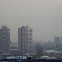Alerta Ambiental: RM continuará por cuarto día con malas condiciones del aire