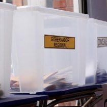 Candidatos a gobernador de la Metropolitana realizan balance tras votar en histórica elección