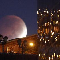 Superluna roja y eclipse total: gran parte de América fue testigo de dos eventos astronómicos continuos