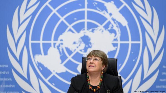 Bachelet: ataques de Israel en Gaza