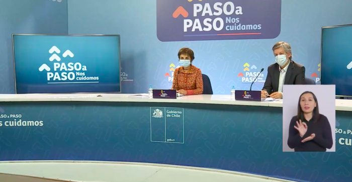 Chile suma 97 fallecidos y 6.219 contagios nuevos de Covid-19: positividad nacional llegó a 8,9%