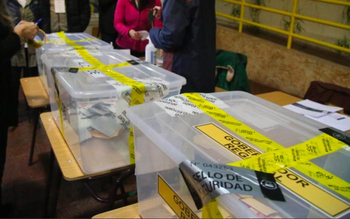 Magallanes inicia cierre de mesas electorales: es la primera región en hacerlo por la diferencia horaria