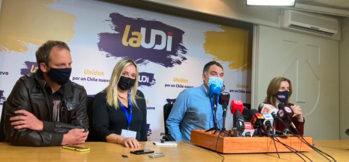 UDI reconoce golpe a partidos en mega elección: