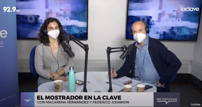 El Mostrador en La Clave: la lectura del alcalde Germán Codina sobre el resultado de las elecciones, el terremoto político en la DC y la publicación de la Ley de Protección de la Salud Mental