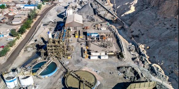 Formalizan por delito de prevaricación a funcionarios de la Dirección General de Aguas por favorecer a minera chileno-japonesa
