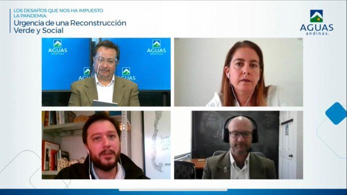 Los desafíos de una reconstrucción social, económica y medioambiental en pandemia