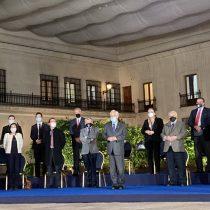 """Presidente Piñera incorpora la palabra """"universal"""" en su propuesta de """"mínimos comunes"""" pero renta básica es ajustada a la baja"""