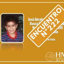 Reencuentro de un hijo con su madre tras 28 años: José Gatti es el caso de éxito número 222