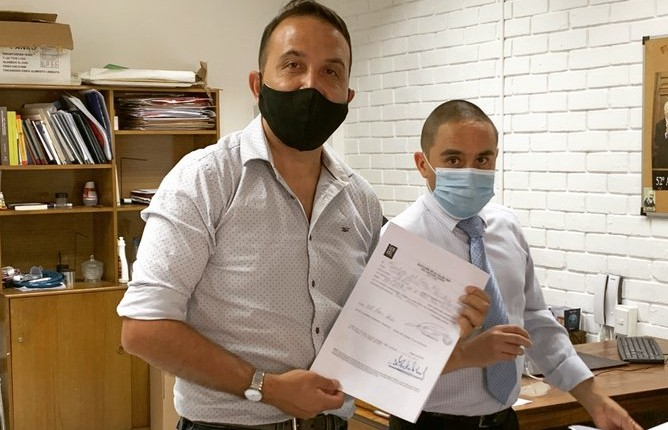 Campaña al rojo en San Ramón: concejal DC rival de Miguel Ángel Aguilera denuncia que fue víctima de balacera