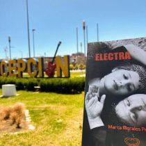 Electra, el poemario sobre mujeres que invita a imaginar otras historias fuera del relato clásico