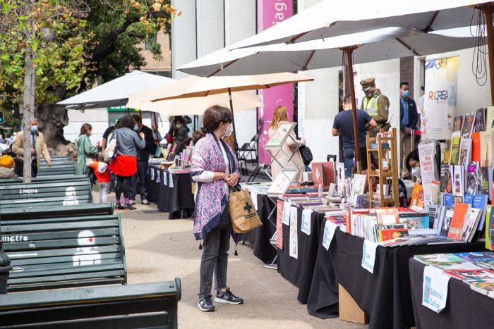 Mercado de Libros en Providencia