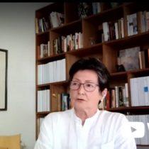 AFP tropiezan de nuevo con la misma piedra: Alejandra Cox descarta jubilación a los 65 años y pone como ejemplo a Nicanor Parra que trabajó hasta los 103 años