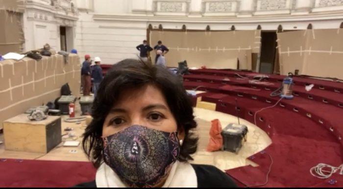 """Provoste pide unidad opositora y advierte: """"Que ningún afán personal ni ansiedad partidaria, atente contra una obligación que es con Chile y su gente"""""""