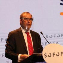 Richard Von Appen debuta como presidente de la Sofofa afirmando que Chile atraviesa
