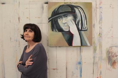 Fallece Roser Bru, reconocida pintora y Premio Nacional de Artes Plásticas