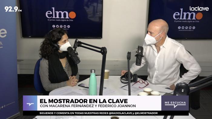 """El Mostrador en La Clave: la lucha por la gobernación de la Región Metropolitana, una nueva planta para la fabricación de vacunas en Chile y el acuerdo de """"mínimos comunes"""" entre el Gobierno y la oposición"""