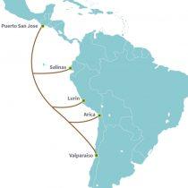 Chile despliega un nuevo cable submarino y continúa impulsando su conectividad digital