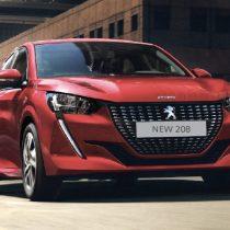 New Peugeot 208 se transformó en el vehículo más vendido en Europa
