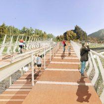 Polémica por construcción de pasarela en Puente Centenario: