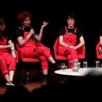 Colectivo LasTesis cerrará ciclo de pensamiento crítico reflexionando sobre arte y feminismo