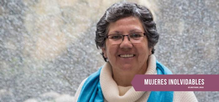 Nelly León, la capellana que trabaja y lucha por las mujeres privadas de libertad