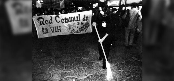 """Vigilia internacional """"por la memoria siempre viva de las personas fallecidas a causa del Sida"""" se posiciona en Chile"""