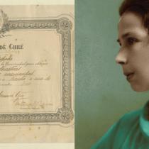 Justicia Espada Acuña: iniciativa digitalizará archivo de la primera mujer ingeniera civil de Sudamérica
