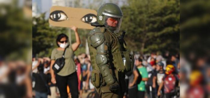 La violencia policial a cuerpos disidentes