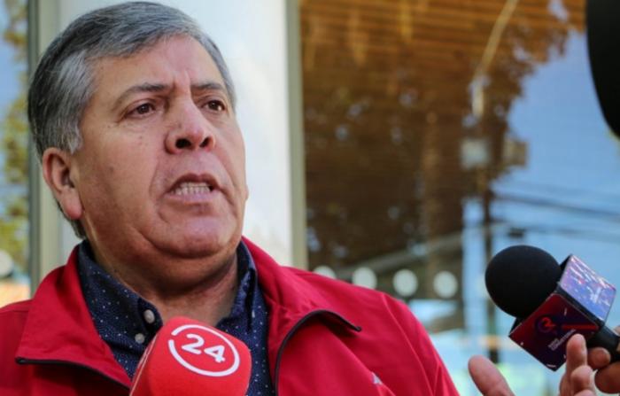 Detienen a alcalde de Rengo por superar aforo permitido en un acto de campaña