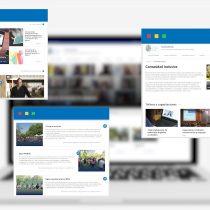 Estrenan web con novedosa herramienta de accesibilidad universal