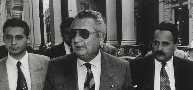 Falleció Fernando Torres Silva, el siniestro fiscal favorito de Pinochet