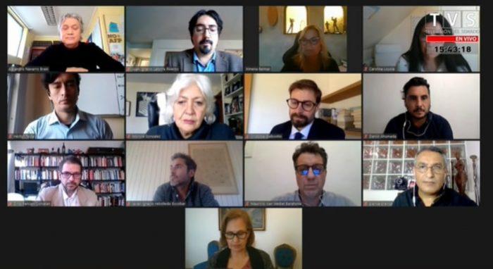 Comisión de DD.HH. del Senado analizó estado de la libertad de prensa en Chile: recordaron espionaje del Ejército y llamadas de La Moneda a canales