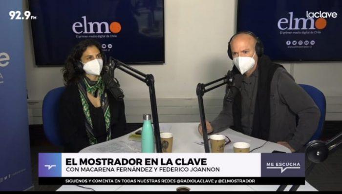 El Mostrador en La Clave: los derechos reproductivos en la nueva Constitución, la molestia del PS con Daniel Jadue, el despacho del nuevo royalty minero al Senado y el legado de Humberto Maturana