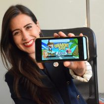 Creatividad en campaña: candidata Ripamonti lanzó videojuego en el que recorre problemáticas socioambientales de Viña del Mar