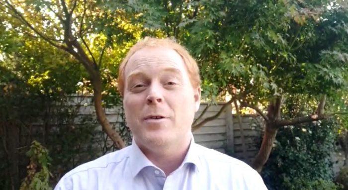 Rojo Edwards da positivo por Covid y no podrá votar en elecciones de este fin de semana