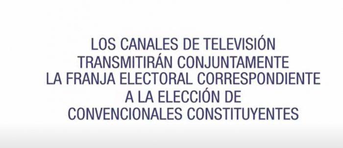 La UDI no se complica y pone a Lavín y Matthei por igual en la reanudación de la franja electoral