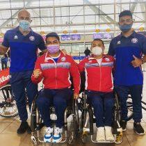 Tenistas paralímpicos clasifican a Chile al mundial de Italia tras 10 años de espera