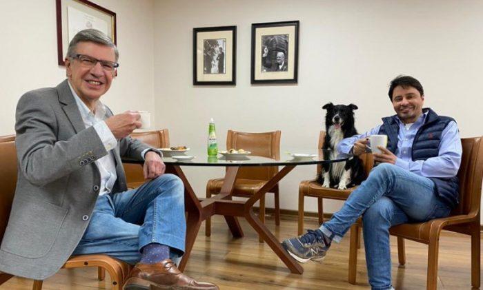 Lavín elige al alcalde Rodolfo Carter como nuevo vocero de campaña y presenta sus primeras bases programáticas